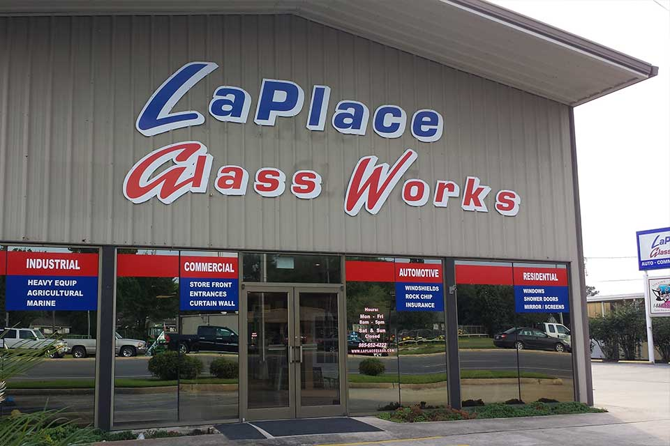 LaPlace Glass Works